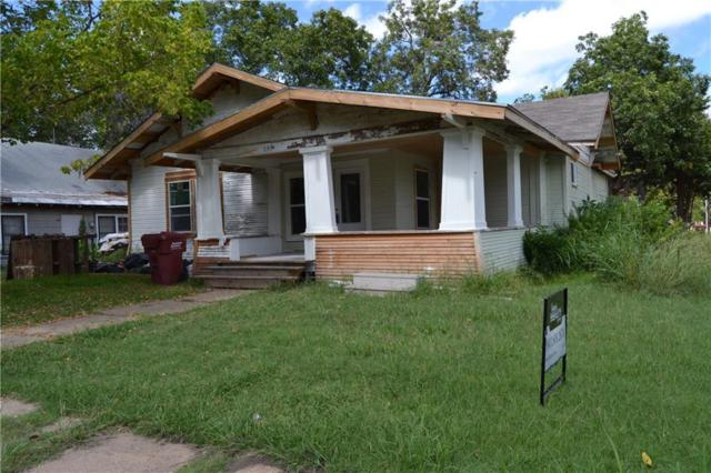 200 W 7th Street, Bonham, TX 75418 (MLS #13942607) :: Robbins Real Estate Group