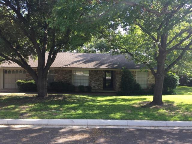 3509 Glenmont Drive, Fort Worth, TX 76133 (MLS #13942629) :: Baldree Home Team