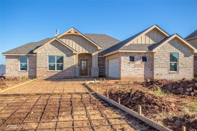 4218 Sierra Sunset, Abilene, TX 79606 (MLS #13942647) :: The Chad Smith Team