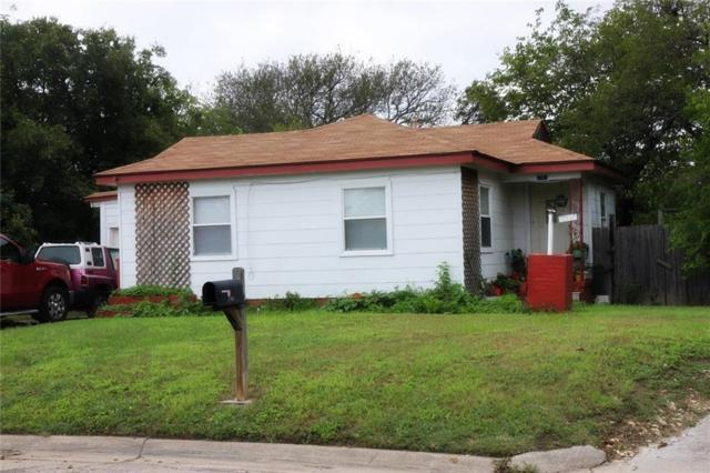 1701 Lawther Drive, River Oaks, TX 76114 (MLS #13942759) :: RE/MAX Town & Country