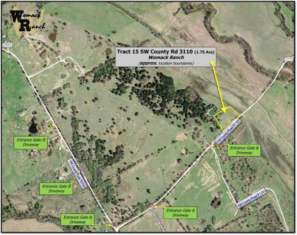 Tr 15 SW County Road 3110, Purdon, TX 76679 (MLS #13942769) :: Team Tiller