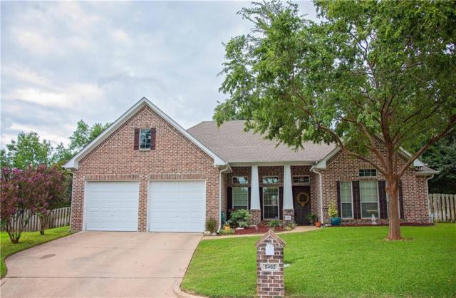 5402 Andover Drive, Tyler, TX 75707 (MLS #13942797) :: RE/MAX Town & Country