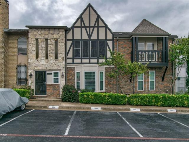 15916 Coolwood Drive #2004, Dallas, TX 75248 (MLS #13942828) :: The Chad Smith Team