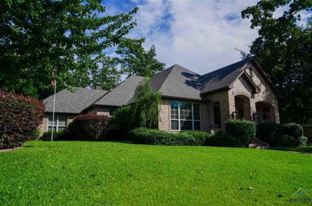 8406 Castleton Way, Tyler, TX 75703 (MLS #13942932) :: Kimberly Davis & Associates