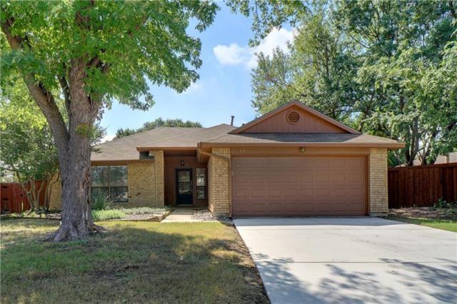 1313 Blum Court, Flower Mound, TX 75028 (MLS #13942984) :: The Real Estate Station