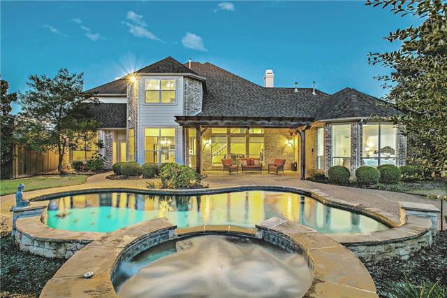 1401 Montgomery Lane, Southlake, TX 76092 (MLS #13943010) :: Baldree Home Team