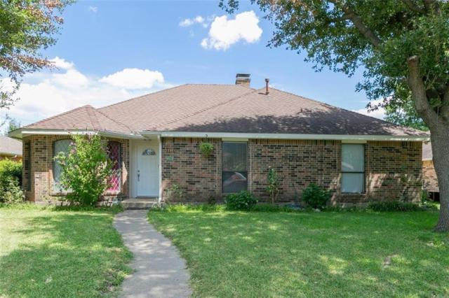 4414 Cinnabar Drive, Dallas, TX 75227 (MLS #13943183) :: The Mitchell Group