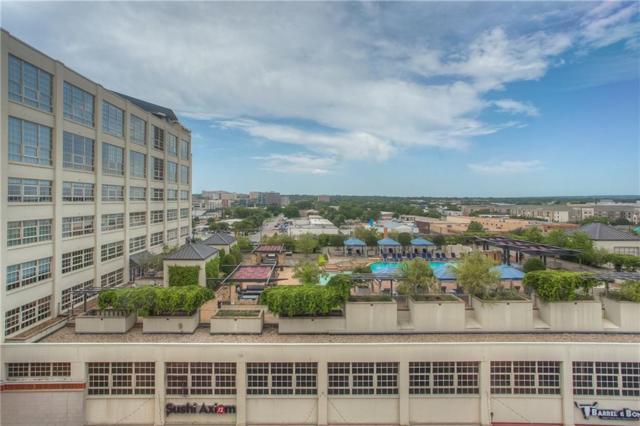 2600 W 7th Street #2614, Fort Worth, TX 76107 (MLS #13943205) :: North Texas Team | RE/MAX Lifestyle Property