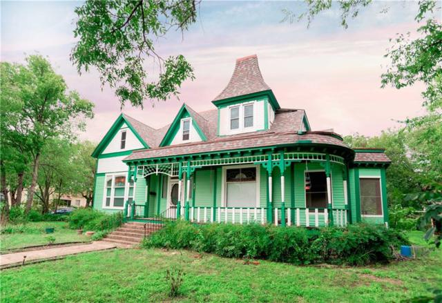 321 N Patrick Street, Dublin, TX 76446 (MLS #13943217) :: Real Estate By Design