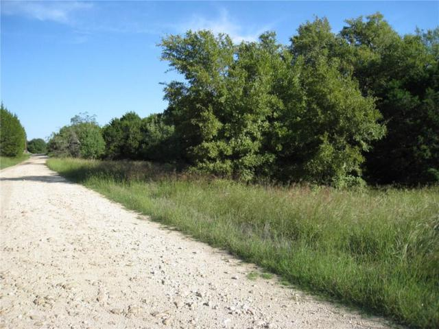 TBD Turkey Lane, Morgan, TX 76671 (MLS #13943227) :: The Heyl Group at Keller Williams
