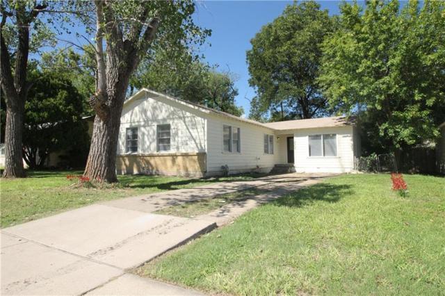 4909 Jerri Lane, Haltom City, TX 76117 (MLS #13943264) :: The Chad Smith Team