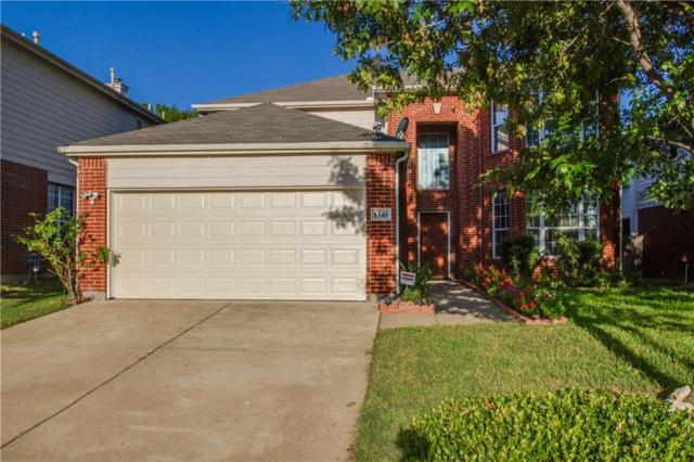 8340 Orleans Lane, Fort Worth, TX 76123 (MLS #13943270) :: Frankie Arthur Real Estate