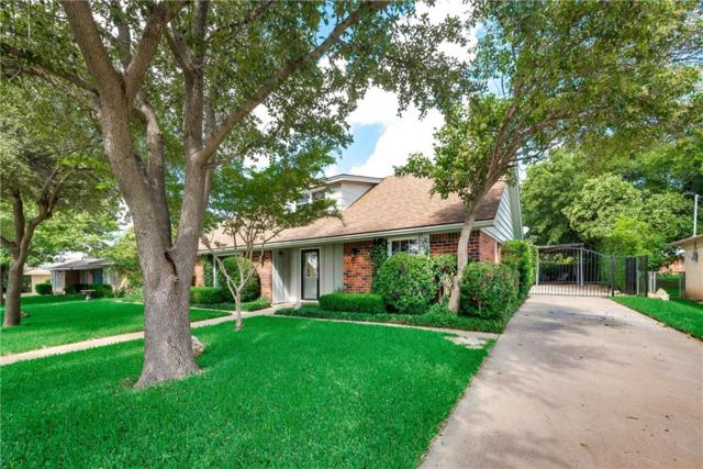 3544 Winifred Drive, Fort Worth, TX 76133 (MLS #13943438) :: Baldree Home Team