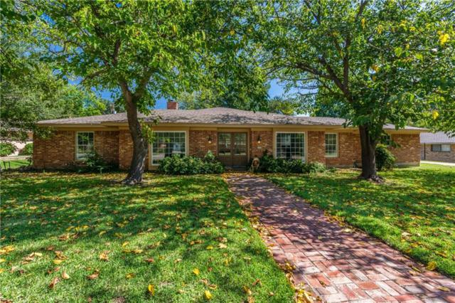 1634 Crescent Drive, Sherman, TX 75092 (MLS #13943684) :: RE/MAX Town & Country