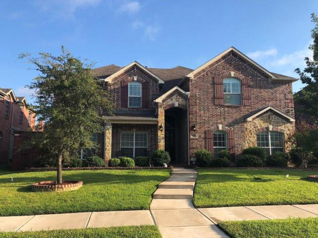 1342 Plum Valley Drive, Frisco, TX 75033 (MLS #13943804) :: The Chad Smith Team
