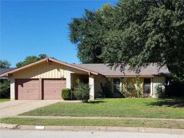 703 Glen Rock Place, Arlington, TX 76014 (MLS #13944050) :: RE/MAX Town & Country
