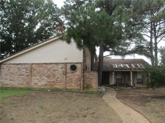 25 Indian Trail, Hickory Creek, TX 75065 (MLS #13944070) :: RE/MAX Town & Country