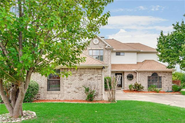 527 Meadowcreek Drive, Mesquite, TX 75150 (MLS #13944076) :: RE/MAX Town & Country