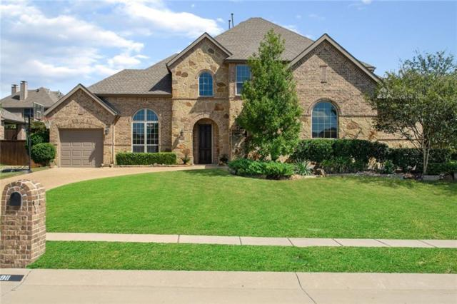 911 Hawthorn Drive, Prosper, TX 75078 (MLS #13944224) :: RE/MAX Town & Country