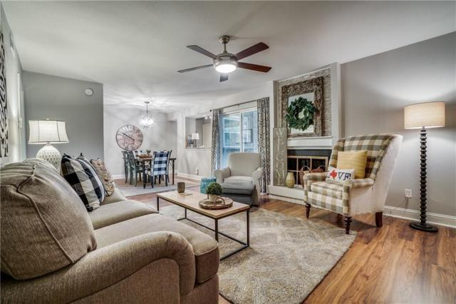 5142 Amesbury Drive #216, Dallas, TX 75206 (MLS #13944318) :: Baldree Home Team