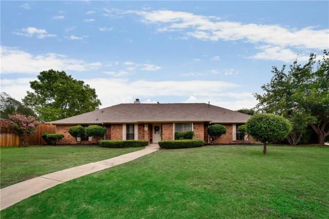 501 Doubletree Drive, Highland Village, TX 75077 (MLS #13944359) :: The Chad Smith Team