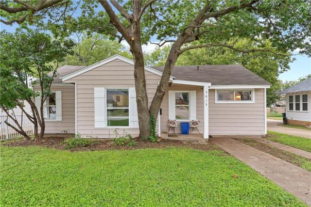 5013 Curzon Avenue, Fort Worth, TX 76107 (MLS #13944369) :: The Chad Smith Team