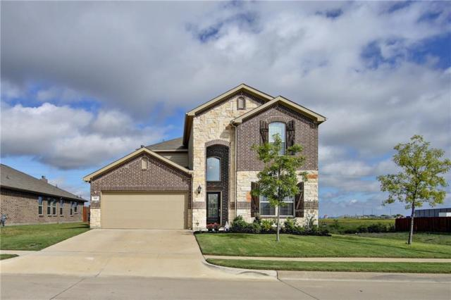 541 Peach Lane, Burleson, TX 76028 (MLS #13944575) :: The Mitchell Group