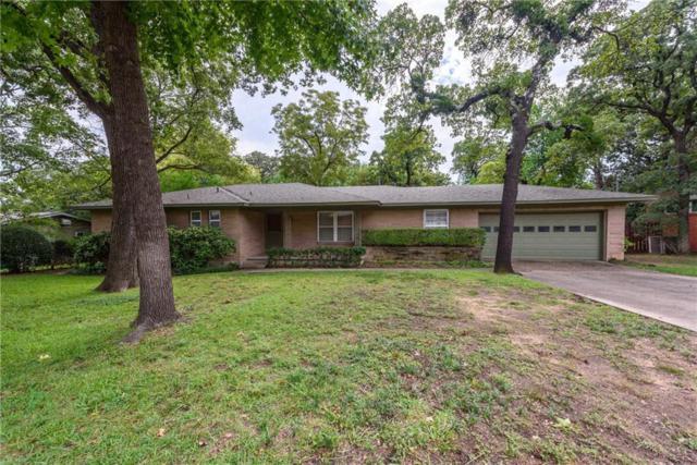 1208 Clover Lane, Denton, TX 76209 (MLS #13944691) :: Robbins Real Estate Group