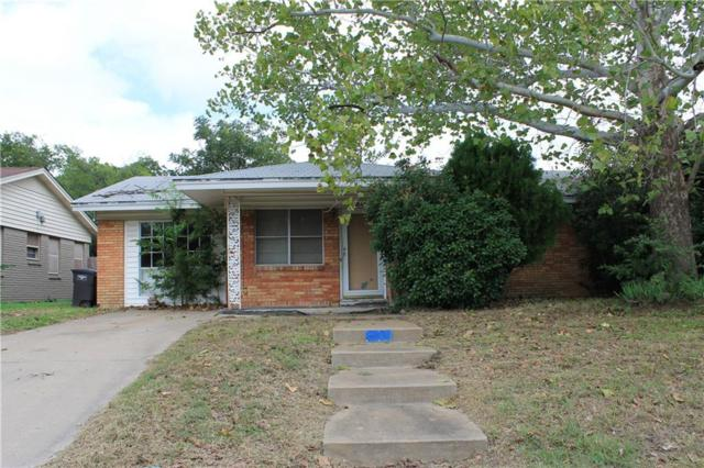 2816 W Fuller Avenue, Fort Worth, TX 76133 (MLS #13944746) :: Baldree Home Team