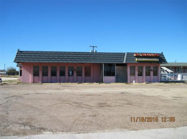 201 I 35 Highway NW, Hillsboro, TX 76645 (MLS #13944828) :: Robbins Real Estate Group