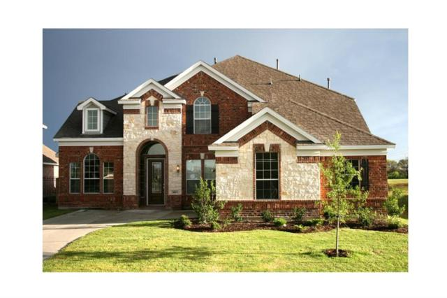 4014 Birdie Drive, Mansfield, TX 76063 (MLS #13944889) :: The Hornburg Real Estate Group