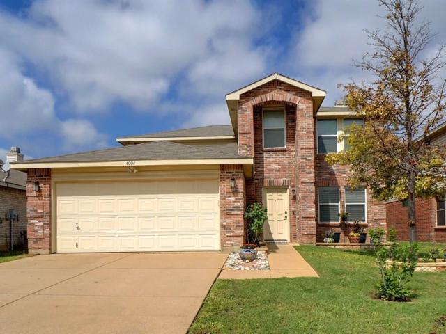 4004 Foxhound Lane, Fort Worth, TX 76123 (MLS #13944911) :: The Rhodes Team