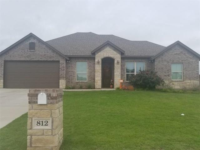 812 Acadia Court, Tolar, TX 76476 (MLS #13945009) :: RE/MAX Town & Country