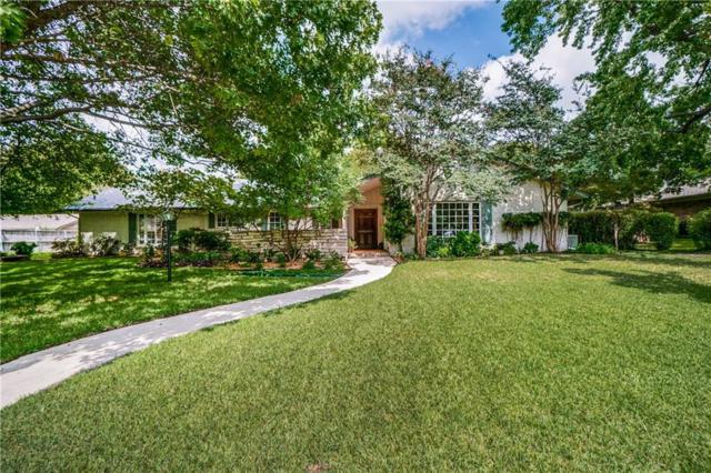 7019 Gateridge Drive, Dallas, TX 75254 (MLS #13945160) :: Hargrove Realty Group