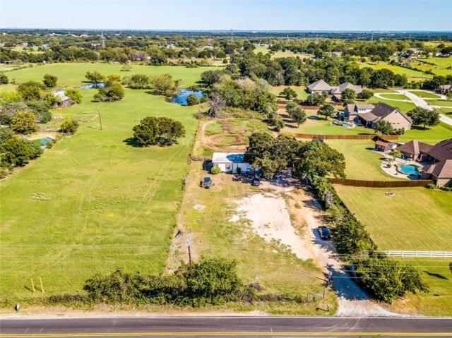 5389 Teague Road, Fort Worth, TX 76140 (MLS #13945239) :: All Cities Realty