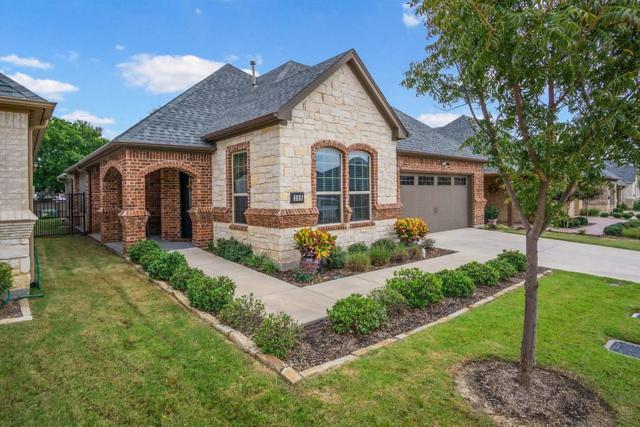 289 Menton Lane #96, Keller, TX 76248 (MLS #13945347) :: Baldree Home Team