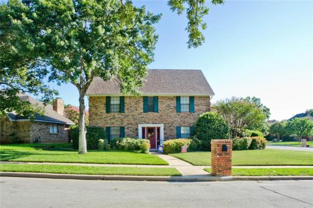 2900 Ridgerow Drive, Grapevine, TX 76051 (MLS #13945354) :: The Rhodes Team