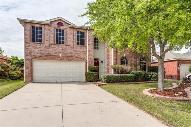 1072 Pullman Drive, Saginaw, TX 76131 (MLS #13945377) :: RE/MAX Town & Country
