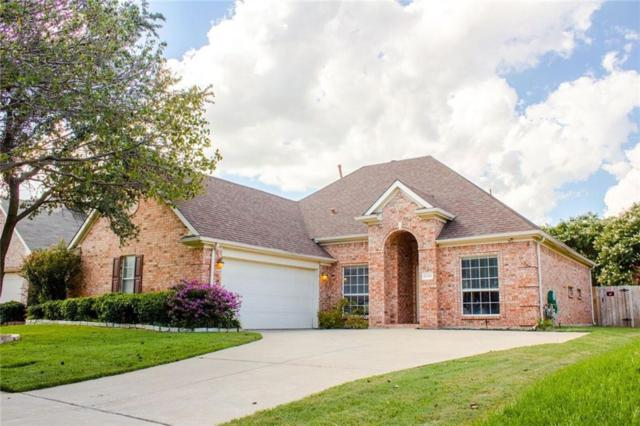 5329 Lake Mead Trail, Fort Worth, TX 76137 (MLS #13945481) :: Robbins Real Estate Group