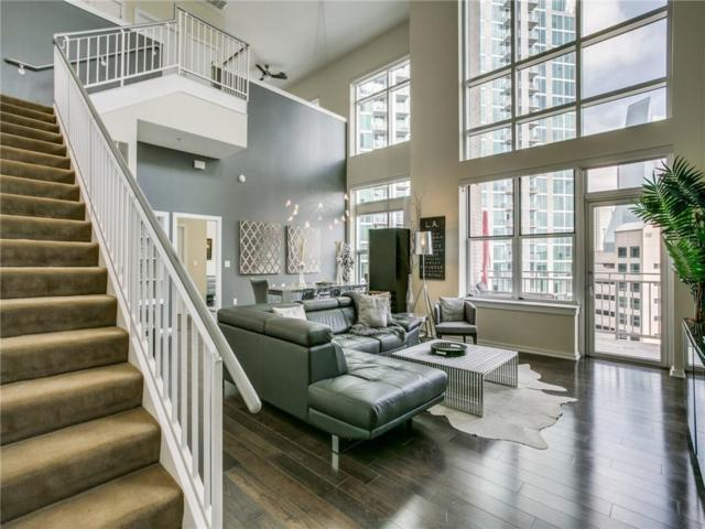 2323 N Houston Street N #710, Dallas, TX 75219 (MLS #13945490) :: Baldree Home Team