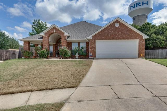 6904 Jessica Court, North Richland Hills, TX 76182 (MLS #13945546) :: The Chad Smith Team