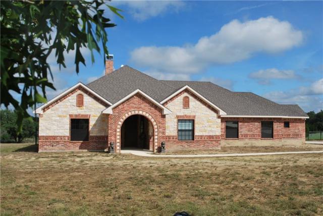 180 Carter Road, Springtown, TX 76082 (MLS #13945557) :: Magnolia Realty