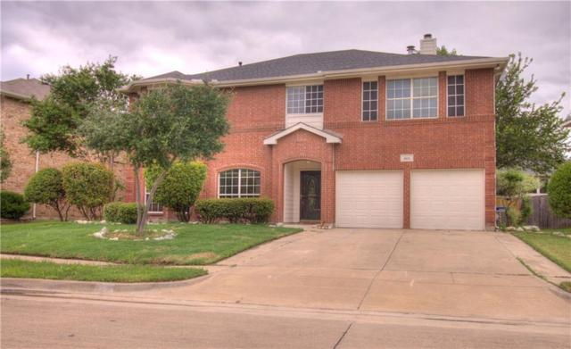 265 Brookdale Drive, Little Elm, TX 75068 (MLS #13945574) :: The Chad Smith Team