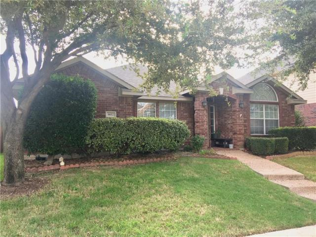 6612 Autumn Trail, The Colony, TX 75056 (MLS #13945583) :: The Chad Smith Team