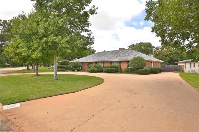 3570 Hunters Glen Road, Abilene, TX 79605 (MLS #13945894) :: RE/MAX Town & Country