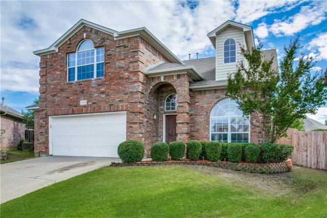 3920 Brandywine Lane, Fort Worth, TX 76244 (MLS #13945945) :: Baldree Home Team