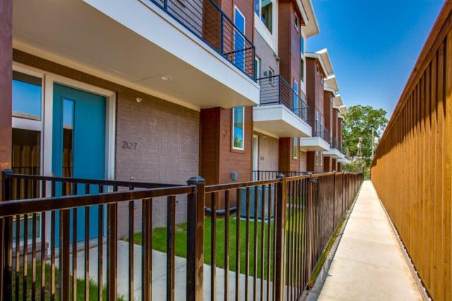 4626 Munger Avenue #205, Dallas, TX 75204 (MLS #13945946) :: Baldree Home Team