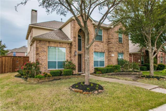 208 N Arbor Ridge Drive, Allen, TX 75002 (MLS #13946018) :: Frankie Arthur Real Estate
