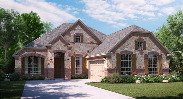 10344 Glean Street, Frisco, TX 75035 (MLS #13946103) :: Robbins Real Estate Group
