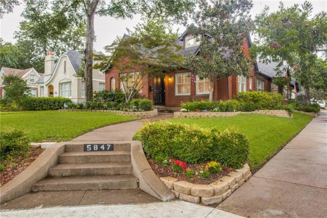 5847 Morningside Avenue, Dallas, TX 75206 (MLS #13946154) :: Magnolia Realty